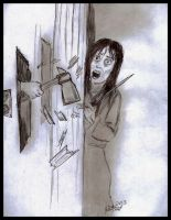 Wendy's Horror, The Shining by johnfboslet2001