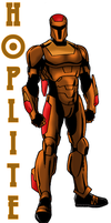 Hoplite by Joe-Singleton