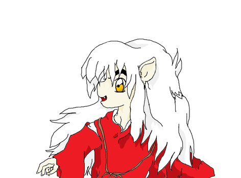 Don't lose sight. (Inuyasha Fan Art) by TheMysticalTaco