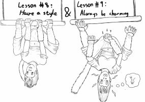 Trapeze lessons 4 by MaLAgua