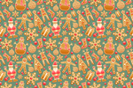 Seamless Pattern by Viscious-Speed