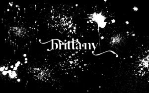 Name Wall - Brittany by ConceptJunkie124