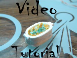 1:12 scale greenbean casserole tutorial + contest by Wolf-Witch