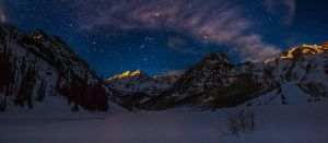 the maroon bells five by tmophoto