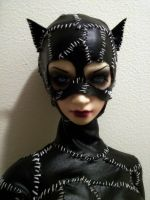 Catwoman WIP 01 by mourningwake-press