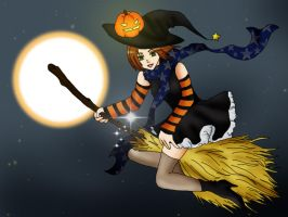 All Hallows Eve by Deus-Marionette