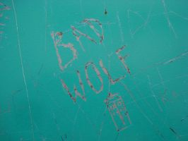 Bad Wolf by deoris