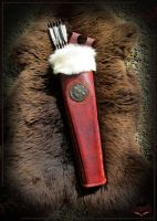 Carquois/Quiver Diaval by SellierLPaillier