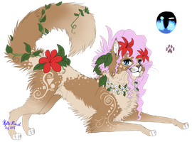 $Auction: Jungle/forest kitty (Open)(edit) by Tabery