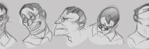 Medic head angles by Konnestra