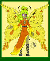 :Ref: Beata Yarchie Super form by Sofua