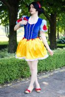 Snow White at Center Island by Lightning--Baron