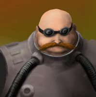 Robotnik Preview by Harry-the-Fox