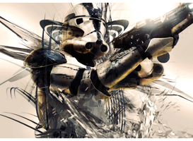 Starwars Clone trooper 552 by Toadoo101