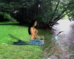 River Naiad by dreamweaver69