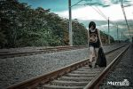 Amoy on The Rail part 2 by murry-setiawan