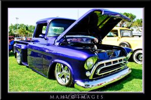 57 Chevy Pick Up by mahu54