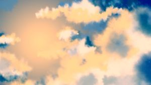Clouds by cheaterboy-A