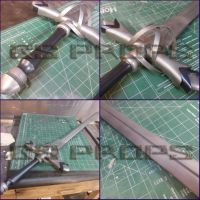 Jeanne D'arc's Sword From Fate Apocrypha by GS-PROPS