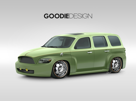 Chevy HHR Custom by GoodieDesign