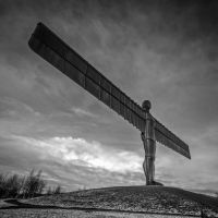 angel of the north by lesterlester