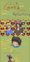 Lovers' Meme 8D by KyashiAnn
