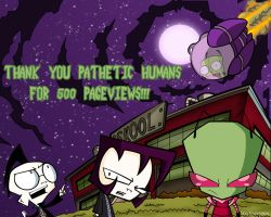 500 Pageviews...Thanks by ShadowIceman