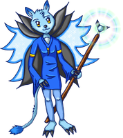 Ice Mage by ToadsDontExist