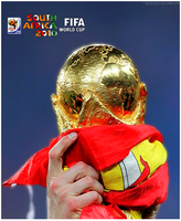 ID Winner spain 2010 World Cup by DaShiR
