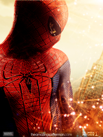 The Amazing Spiderman Poster by FullDesign011