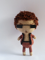MADAO amigurumi' by nevR-sleep