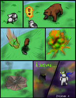 Comic - The milky way #1 by Storm-Cwalker