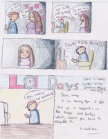 Lol Days Sandwich comic by theoddlydifferentone