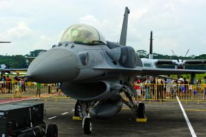 RSAF F-16D+ by Shooter1970