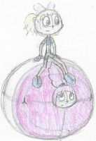 CM: Lyloo and Inflated Rilastika by Ambipucca