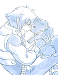 DMMD - Aoba and Ren by rasenth