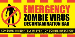 Zombie Decontamination Bar by Memnalar