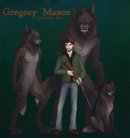 Gregory Mason by riskanja