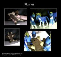 .:Plushes:. by Amand4