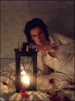 _ candlelight _ by EvilWeaselChan