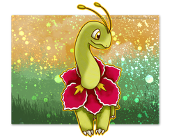 Meganium by RonTheWolf