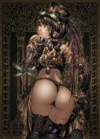Steampunk Ass by Eddy-Swan