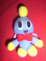 CHEESE THE CHAO PLUSHIE 5 INCH by Victim-RED