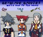 Beyblade Baddies Contest by lady-obsessed