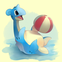 Happy Lapras