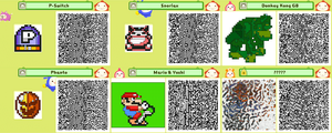 More Pushmo Puzzles by Imagine23
