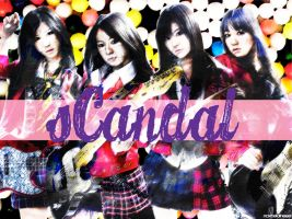 SCANDAL WALLPAPER by xalleonlatsyrc