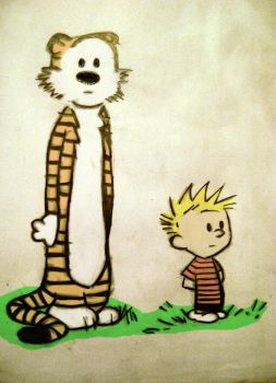 Calvin and Hobbs 2 by Bloody-Passion