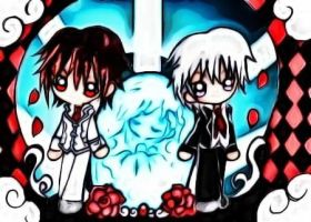 Vampire Knight Chibis by TaSaMaBi
