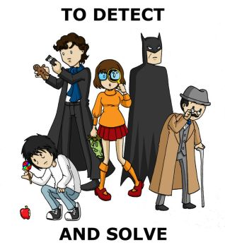 To Detect and Solve by Naomimon-Alpha